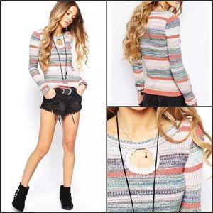 NEW☀️ Free People Sunshine Day Sweater ~M